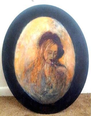 Grammy Winners Painting - Rickie Lee Jones By Judy Joy Jones by Judy Joy Jones