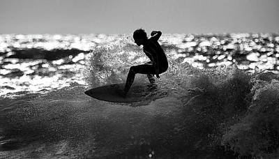 Surf Boards Wall Art - Photograph - Ride by Eyal Bussiba