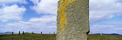 Ancient Civilization Photograph - Ring Of Brodgar, Orkney Islands by Panoramic Images