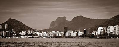 Photograph - Rio De Janeiro Landscape by Celso Diniz