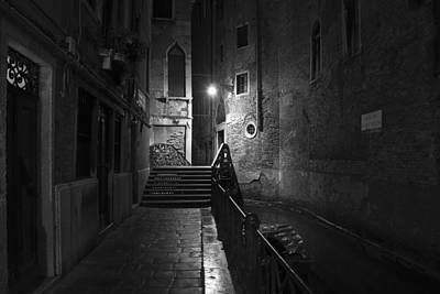Photograph - Rio De San Maurizio by Marion Galt