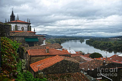 Photograph - River Mino And Portugal From Tui by RicardMN Photography