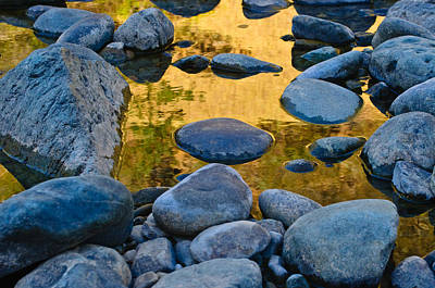 Photograph - River Of Gold 2 by Sherri Meyer