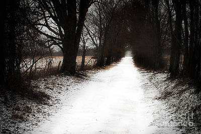 Featured Photograph - Road Less Traveled by Cris Hayes
