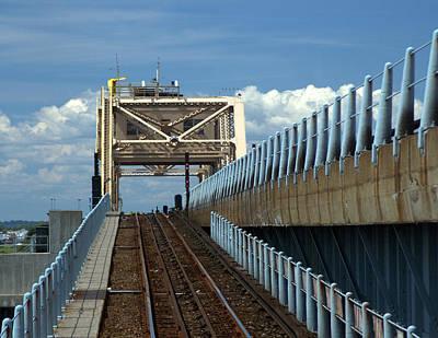 Photograph - Rockaway Bridge  by Jim Poulos