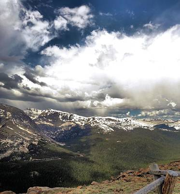 Photograph - Rocky Mountain National Park by Dan Sproul
