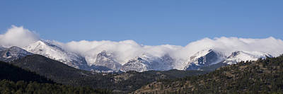 Photograph - Rocky Mountain National Park - Estes Park Colorado by Brian Harig