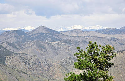 Photograph - Rocky Mountains by Joanne Brown
