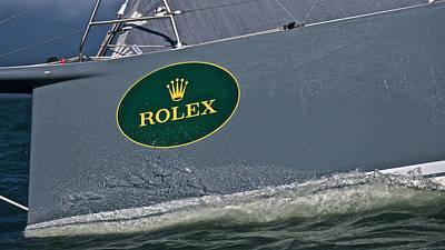 Photograph - Rolex San Francisco by Steven Lapkin