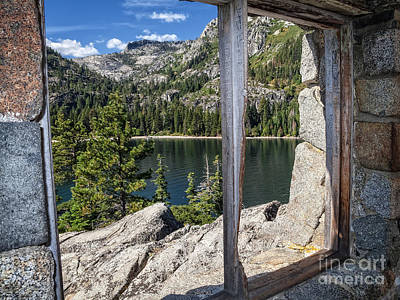 Nirvana - Room with a View by Dianne Phelps