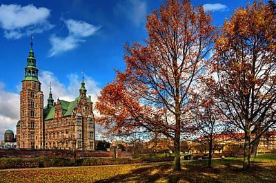 Rosenborg Castle Copenhagen Print by Carol Japp