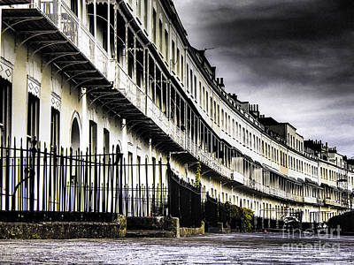 Photograph - Royal York Crescent by Michael Canning