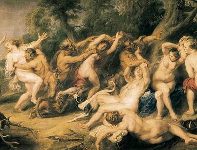 Rubens, Peter Paul 1577-1640. Diana Art Print by Everett