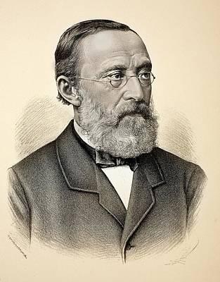 Rudolf Virchow Art Print