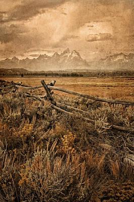 Photograph - Rugged Terrain by Leda Robertson
