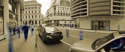 Rush Hour Original by Jan W Faul