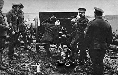 Russian Civil War, 1919 Print by Granger