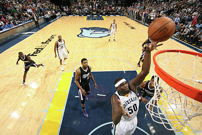 Photograph - Sacramento Kings V Memphis Grizzlies by Joe Murphy