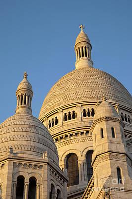 Sacre Coeur Photograph - Sacre Coeur by Brian Jannsen