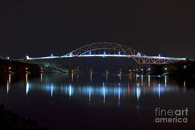 Photograph - Sagamore Bridge by Amazing Jules
