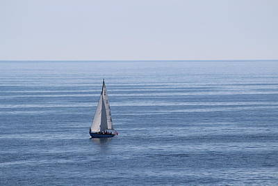 Photograph - Maine Coast  by Jeffrey Akerson
