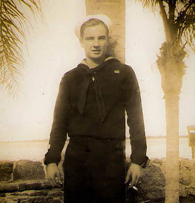 Photograph - Sailor In Florida by Christy Usilton