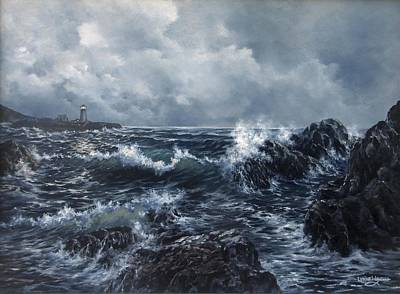 Painting - Sailor's Light by Lynne Wright