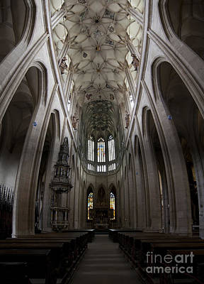 St.barbara Photograph - Saint Barbara Church Kutna Hora by Michal Boubin