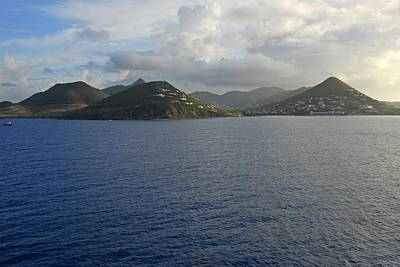 Photograph - Saint Maarten by Willie Harper