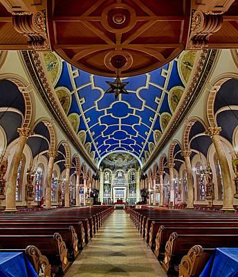 Photograph - Saint Michael Church by Susan Candelario