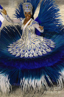 Photograph - Samba Beauty 7 by Bob Christopher