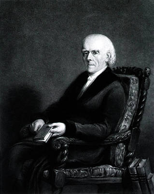 Founding Photograph - Samuel Hahnemann by National Library Of Medicine