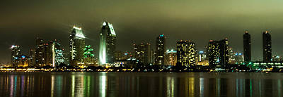 Photograph - San Diego by Mickey Clausen