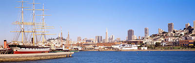 San Francisco Ca Art Print by Panoramic Images