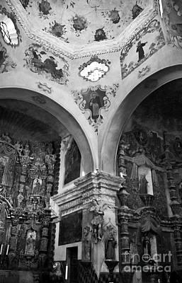 Photograph - San Xavier Del Bac #40 by Lee Craig