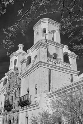 Photograph - San Xavier Del Bac Mission by Michael Yeager
