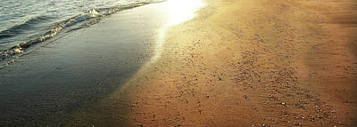 Sand On The Beach, Liberia, Guanacaste Art Print by Panoramic Images