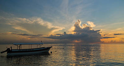 Sanur Beach - Bali Art Print by Matthew Onheiber