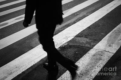 Photograph - Sao Paulo - Streets by Ricardo Lisboa