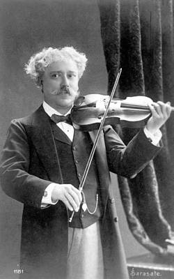 Photograph - Sarasate Y Navascues by Granger