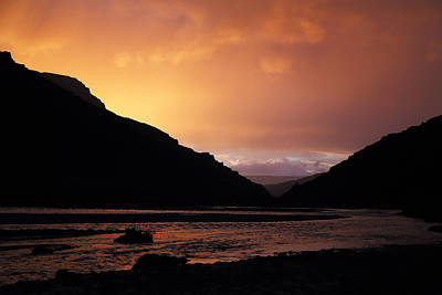 Photograph - Savage River Sunset by Jean Clark