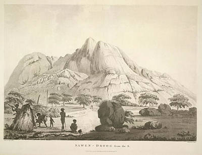 Illustration Technique Photograph - Sawen-droog by British Library