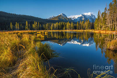 Photograph - Sawtooth Morning In Stanley Idaho by Vishwanath Bhat