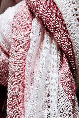 Hijab Fashion Photograph - Scarf Pattern by Tom Gowanlock