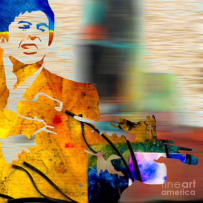 Scarface Mixed Media - Scarface by Marvin Blaine