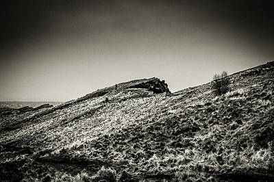 Photograph - Scottish Peaks by Lenny Carter