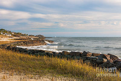 Photograph - Sea Wall by Dale Powell