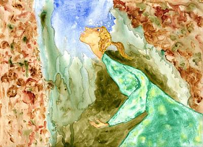 Painting - Searching For A Higher Power by Jim Taylor