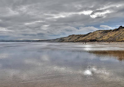 Photograph - Filey, Uk by Gouzel -