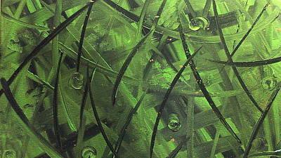 Seaweed Art Print by Lisa Williams